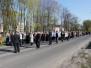 Droga krzyżowa ulicami Milejowa - Wielki Piątek
