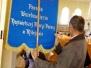 Poświęcenie sztandaru Legionu Maryi