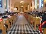 Pożegnanie Krzyża Trybunalskiego