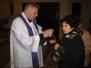 Ucałowanie Krzyża Św. Ojca Pio